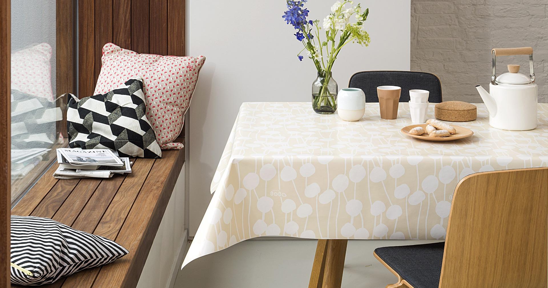 5 dingen die je moet weten voor je een tafelzeil koopt
